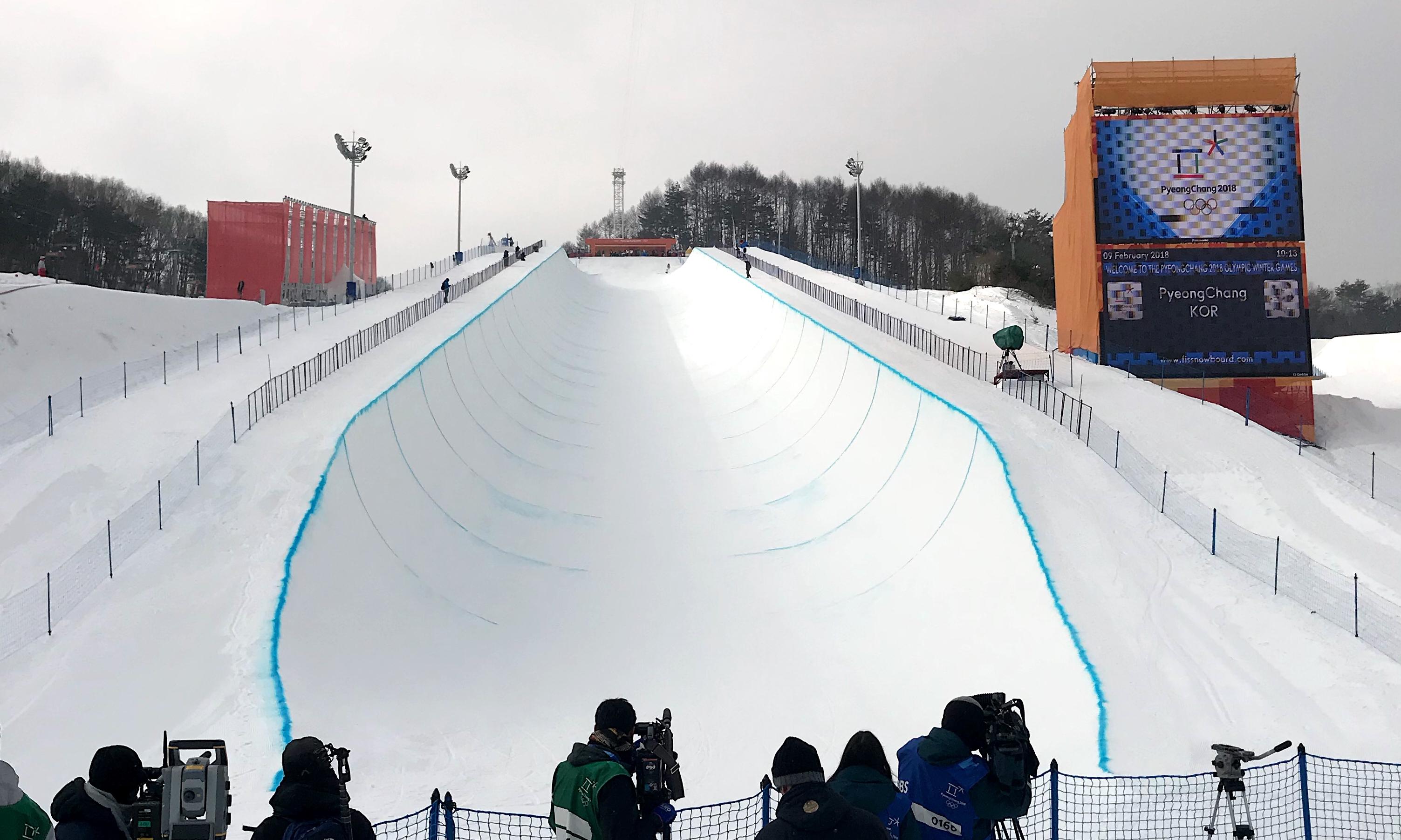 PyeongchangHalfpipe