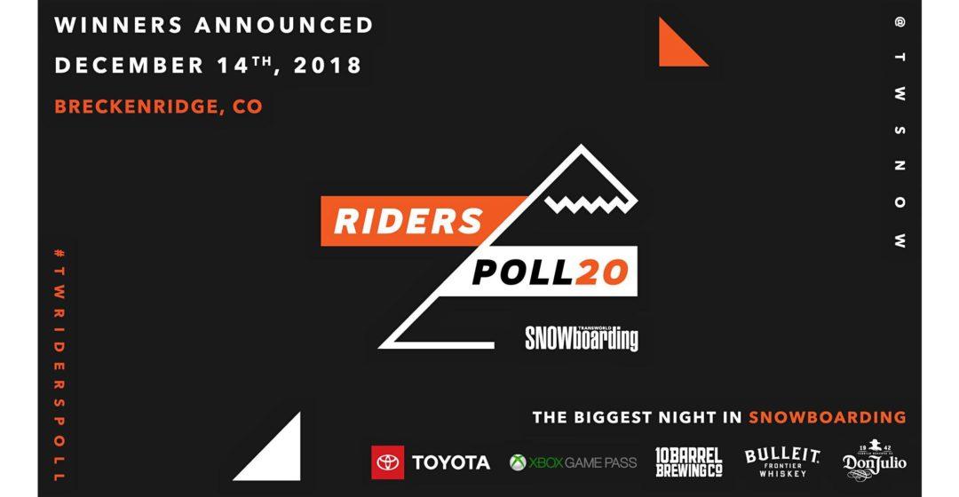 RidersPoll20