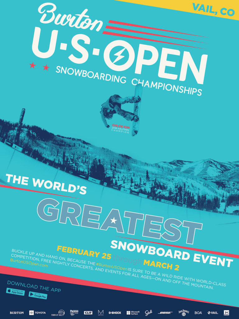 2019 USO Poster