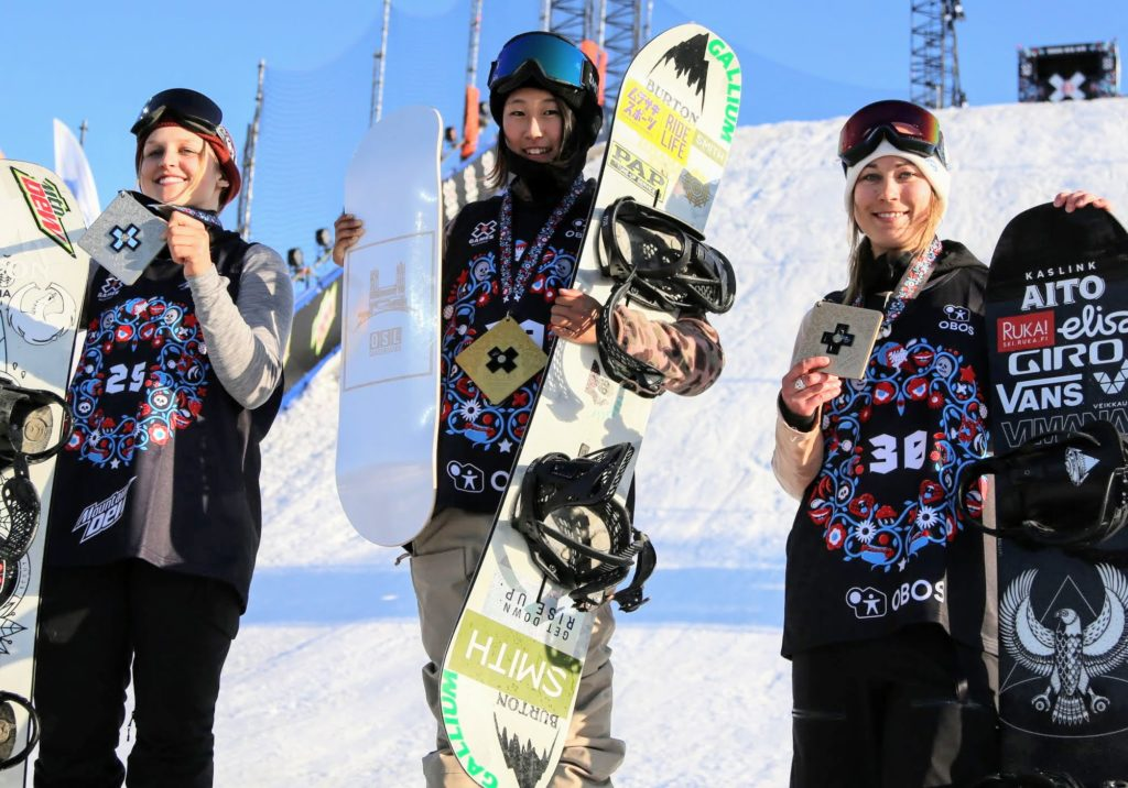 XGamesNorwayPodium