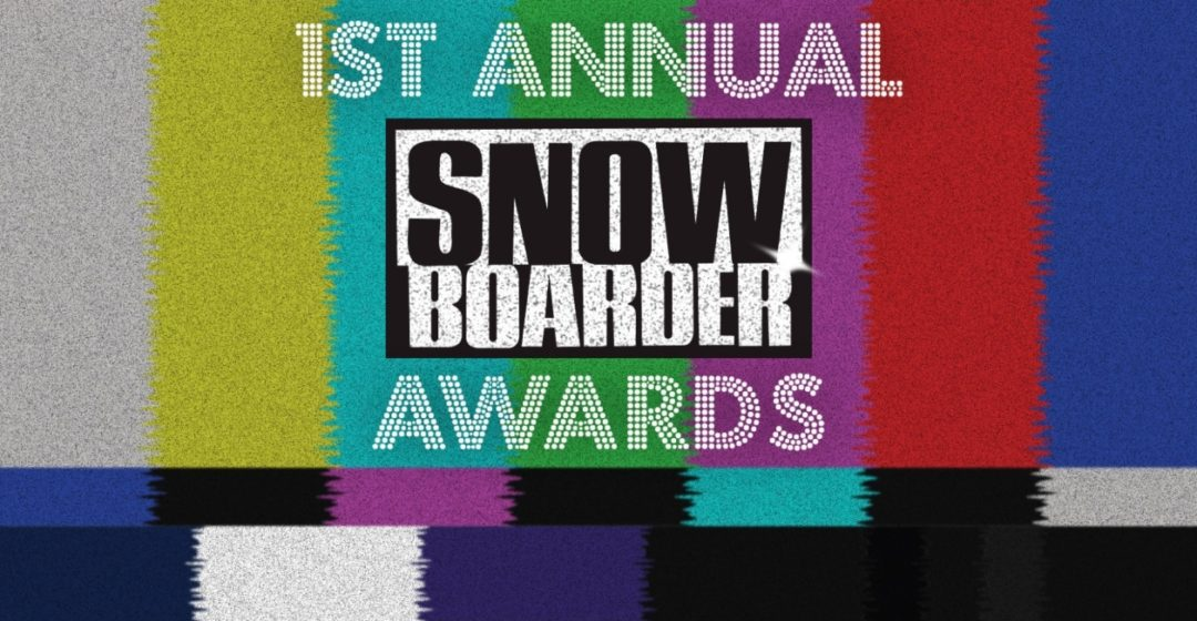 SnowboarderAwards