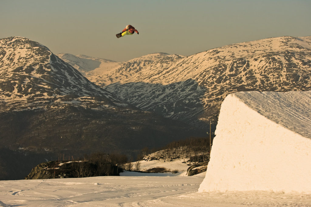 Burton Snowboards, Hemsedal, Norway