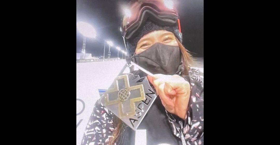 松本遥奈が銅メダル獲得。女王クロエ・キムが制したX GAMESスーパー ...