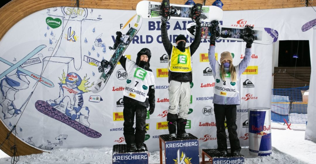 SnowboardWorldCupBIGAIRs