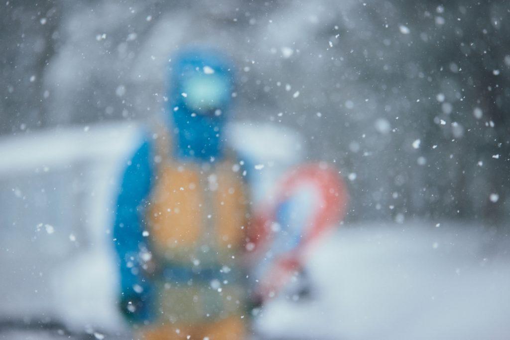 SnowFalling